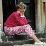 Diana hercegn�re eml�kez�nk hal�l�nak �vfordul�j�n