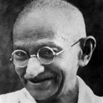 """145 �ve sz�letett Gandhi, a """"nagy l�lek"""""""