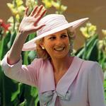 Diana hercegn�re eml�kez�nk hal�l�nak 18. �vfordul�j�n