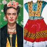 M�l�b, f�z�, f�rd�ruha - Frida Kahlo elrejtett t�rgyai