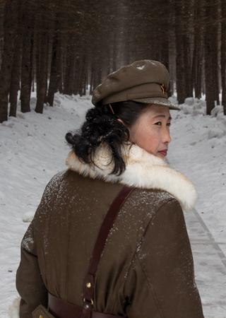 Ilyen az élet Észak-Koreában - Megdöbbentő fotók!